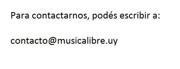 contacto@musicalibre.uy