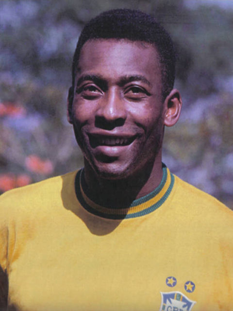 edson arantes do nascimento essay Athletic genius, soccer legend, master of offense, pelé all are names for edson arantes do nascimento, undoubtedly one of the greatest soccer players of all time.